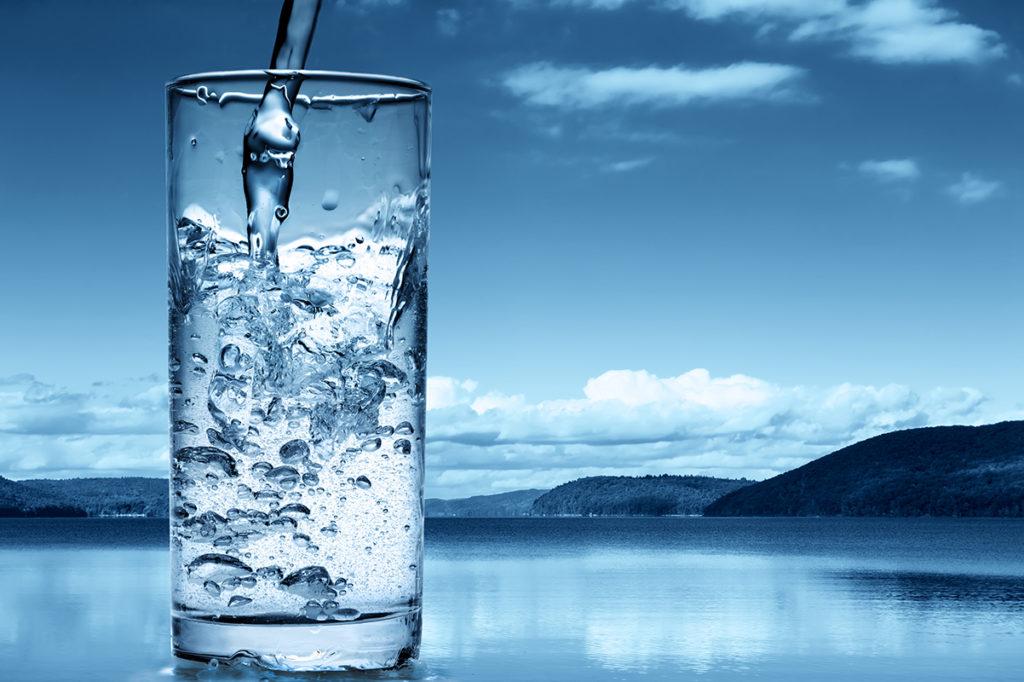 O vodě