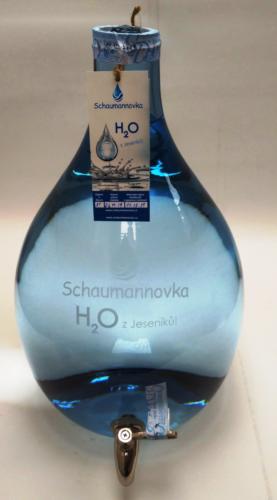 Schaumannovka - 10 L značkový demižon